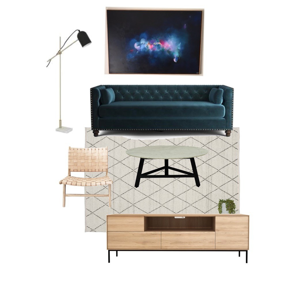 India lounge #2 Mood Board by The Secret Room on Style Sourcebook
