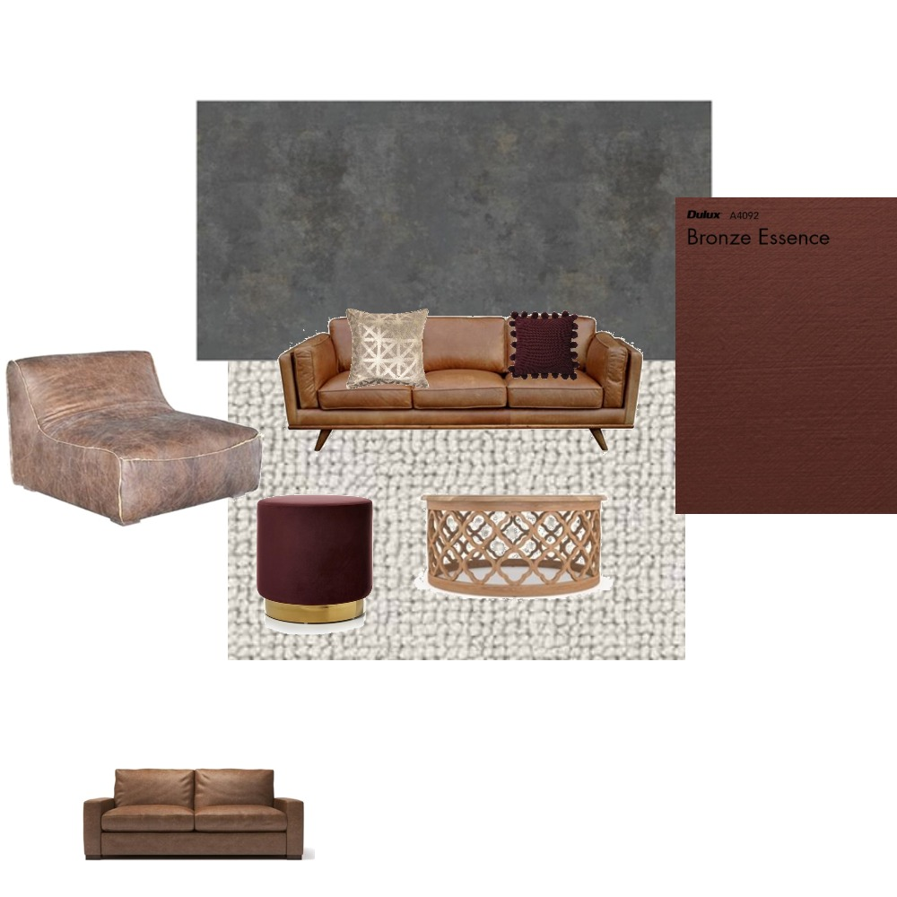 Theater Room Mood Board by Saross on Style Sourcebook