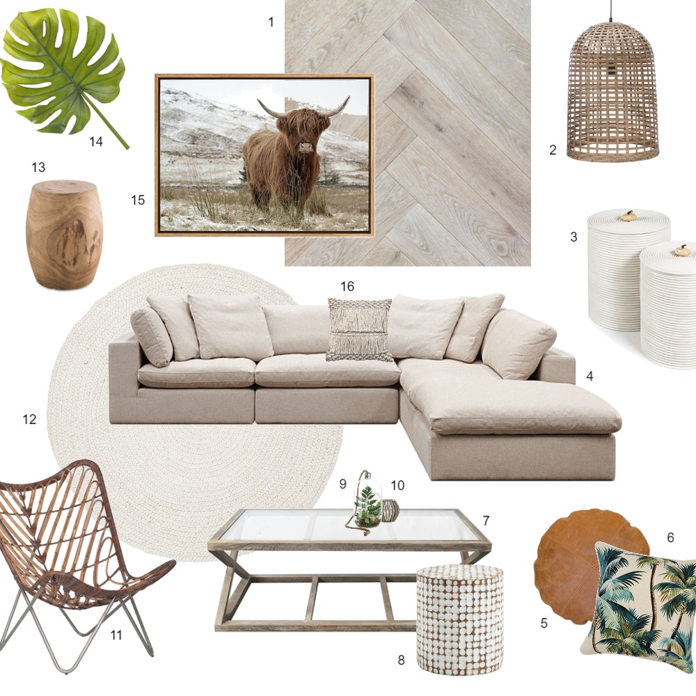 Byron Bay Escape Mood Board by jemima.wiltshire on Style Sourcebook
