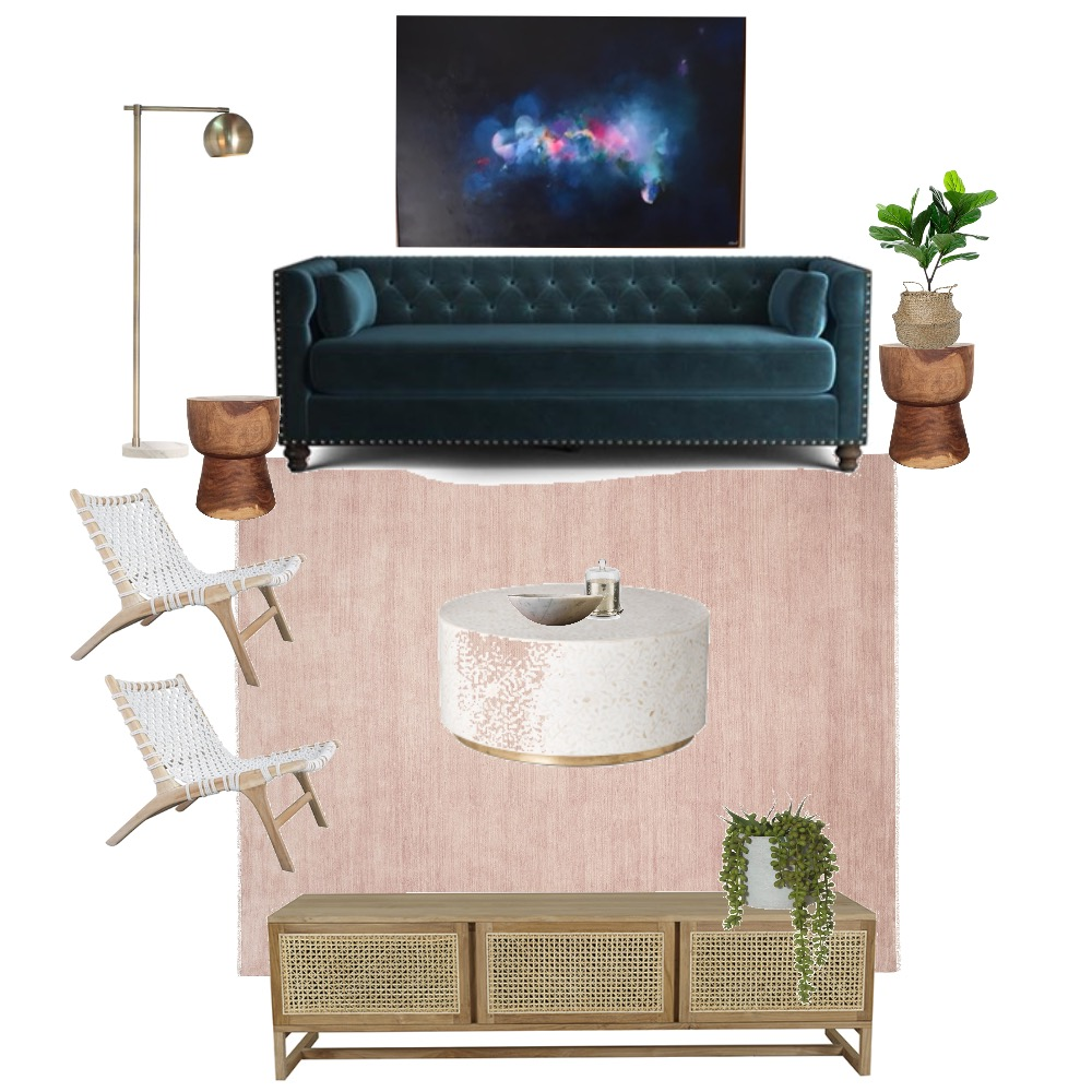 India lounge #4 Mood Board by The Secret Room on Style Sourcebook