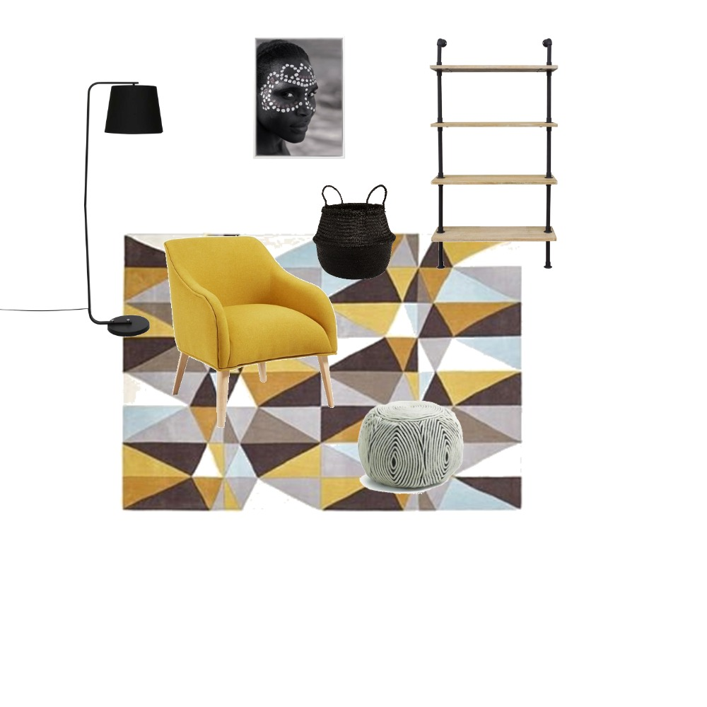 yellow chair Mood Board by Chanellyj on Style Sourcebook