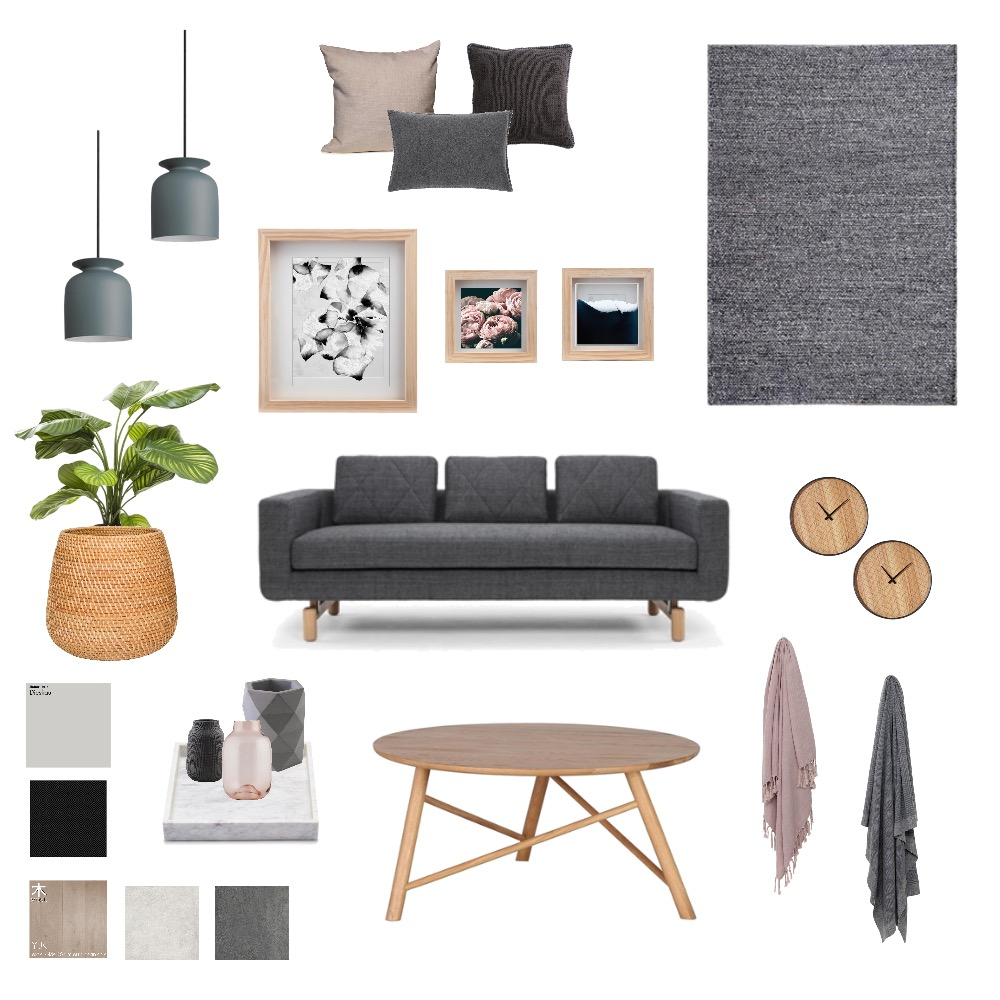 living room Mood Board by may on Style Sourcebook