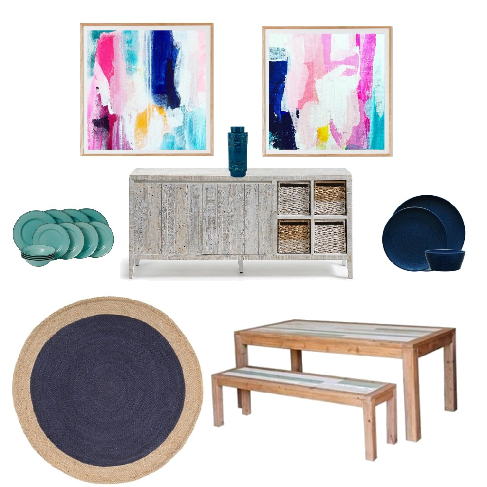 The Dining Room Mood Board by Theravenchronicles on Style Sourcebook