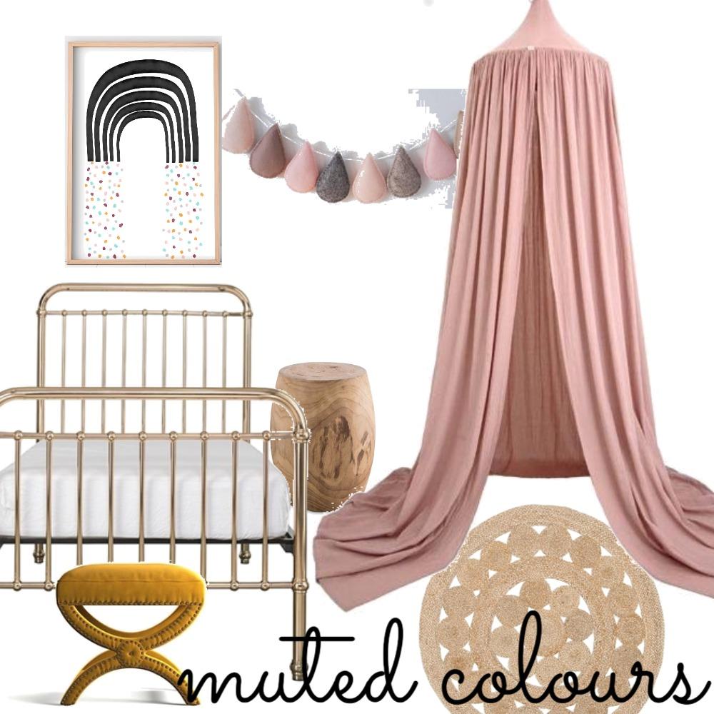 Miss 4's bedroom Mood Board by Sel Noir Designs  on Style Sourcebook