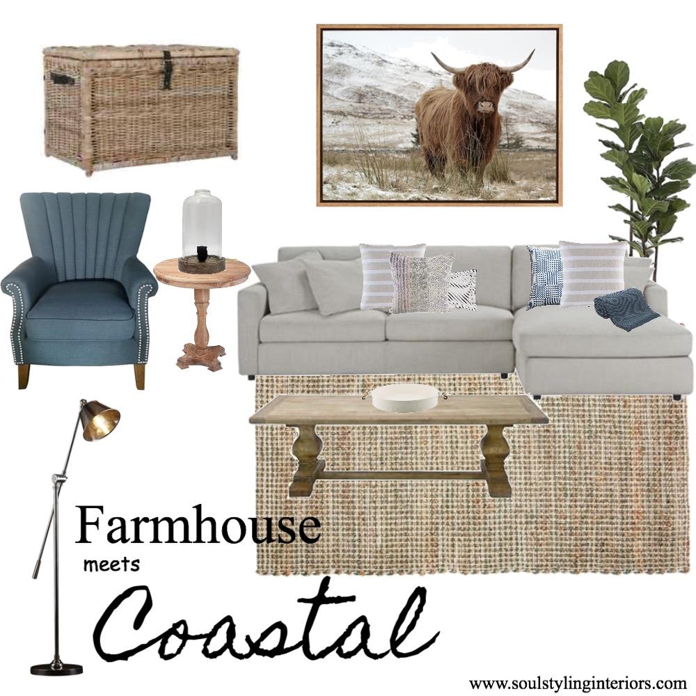 Modern Farmhouse Meets Coastal Mood Board by Krysti-glory90 on Style Sourcebook