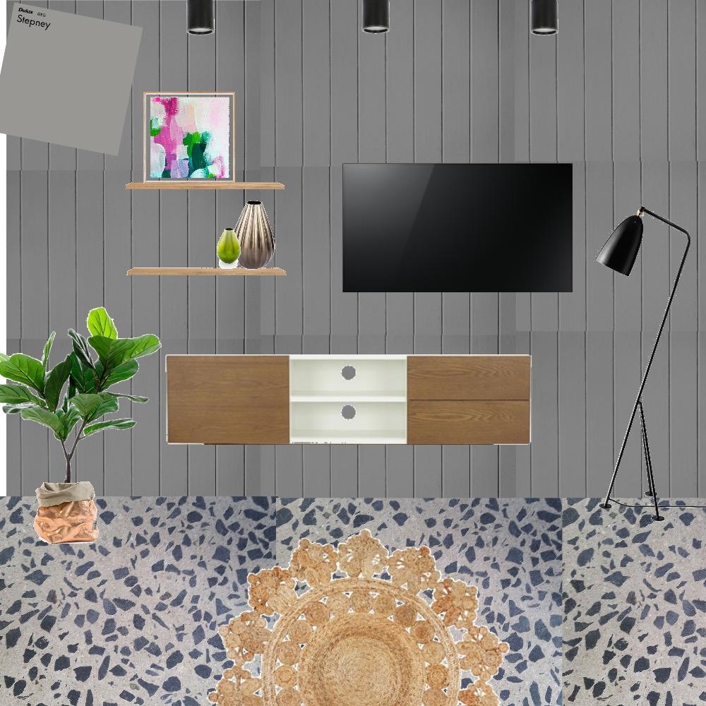 Rumpus Room TV Wall Mood Board by belinda78 on Style Sourcebook