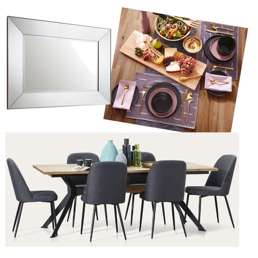 Dining Room Interior Design Mood Board by TamaraJH on Style Sourcebook