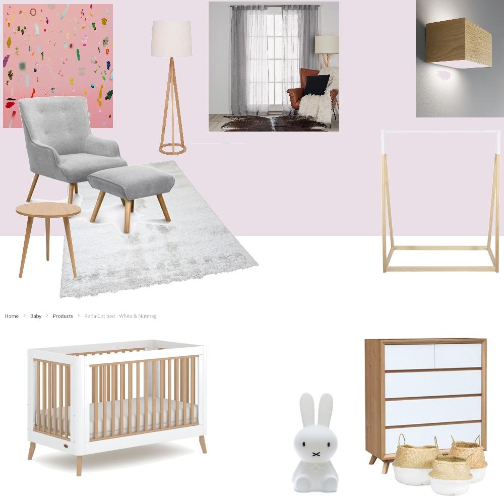 Nursery Mood Board by loscola on Style Sourcebook