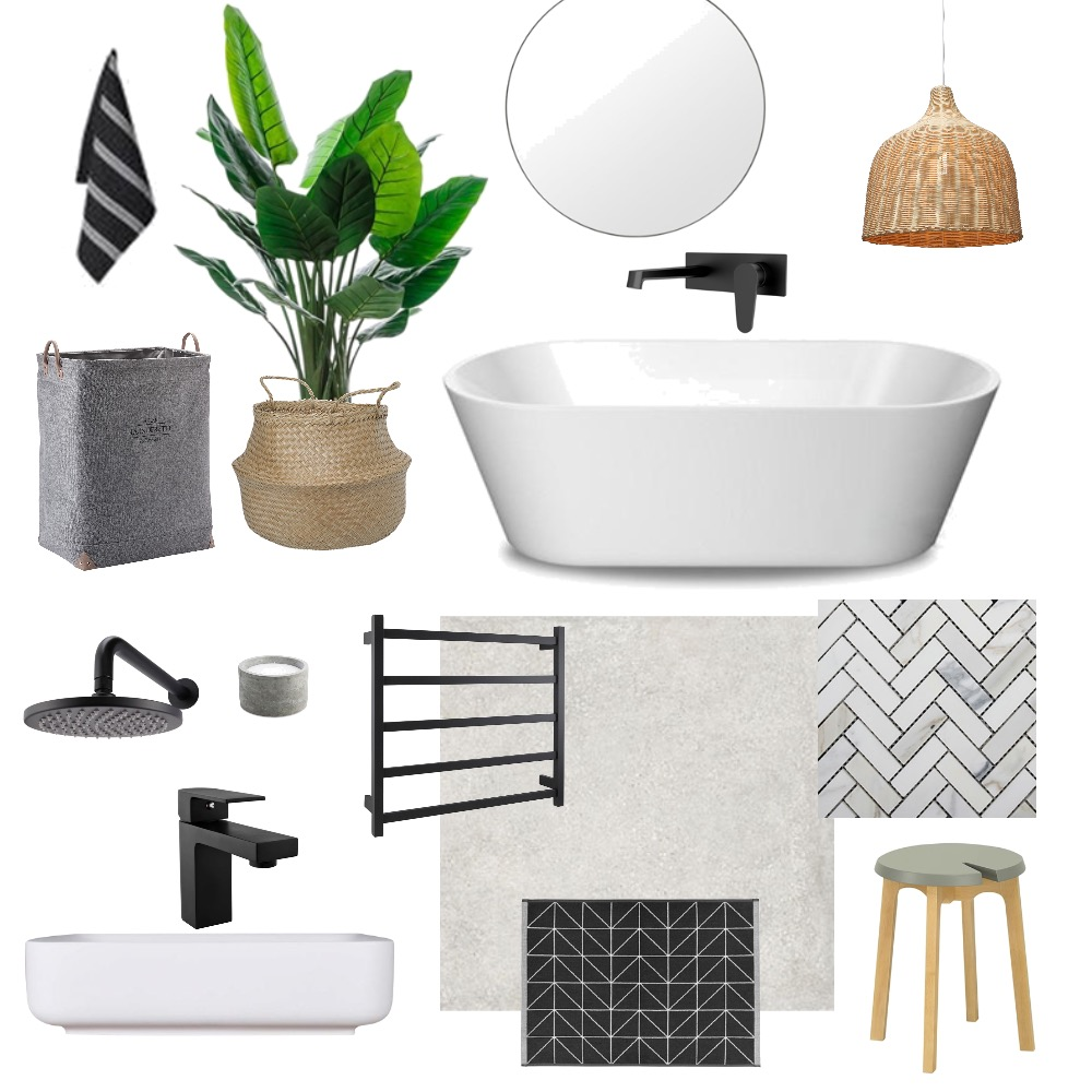 Bath 2 Mood Board by Sarahbelldesign on Style Sourcebook