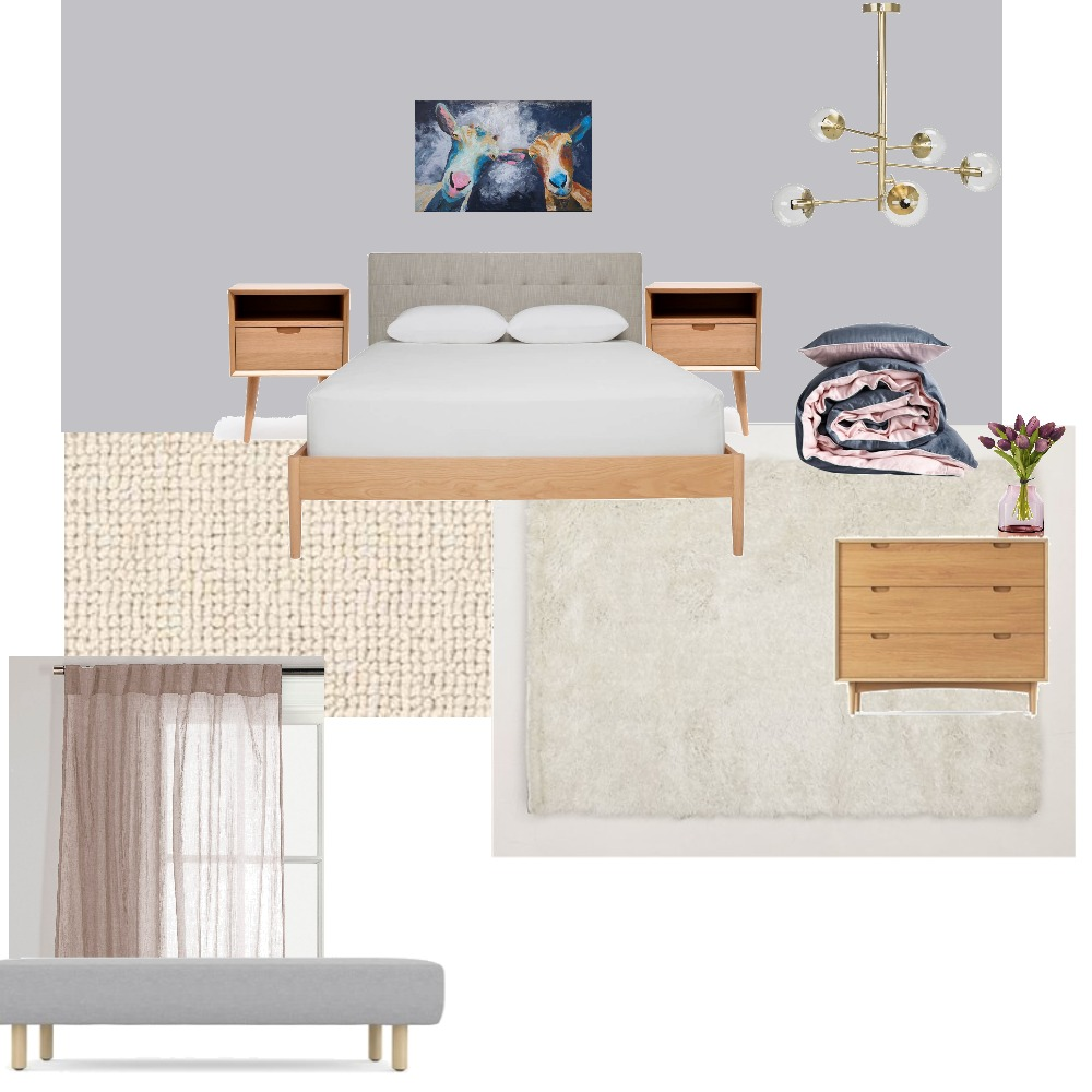 Spare bedroom Mood Board by loscola on Style Sourcebook