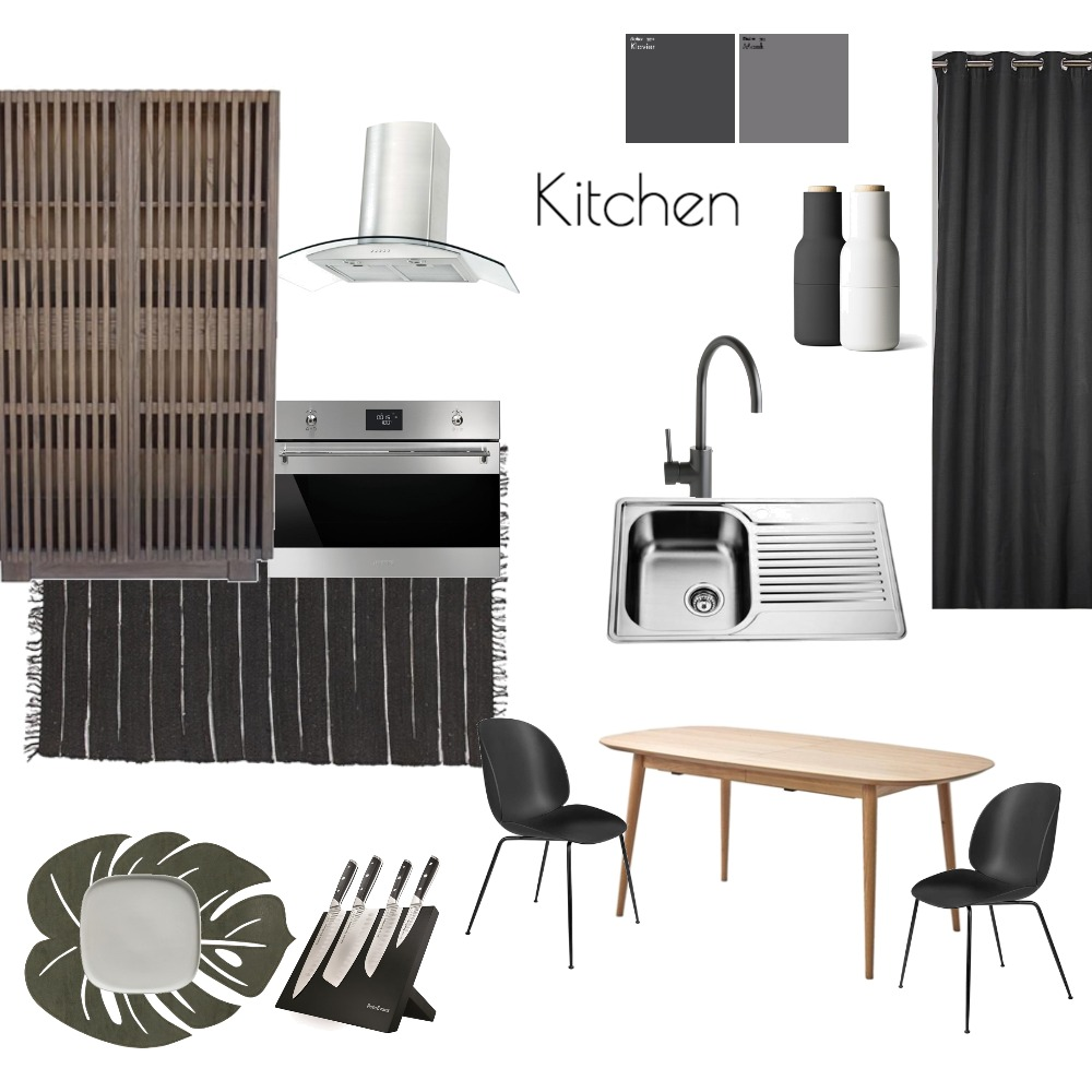 Kitchen Mood Board by fakata on Style Sourcebook