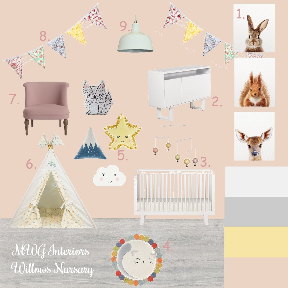 moon Interior Design Mood Board by meganwillmott on Style Sourcebook