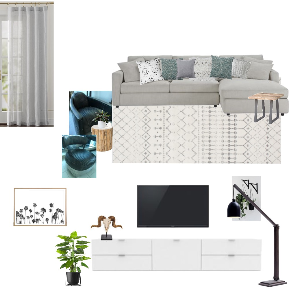 living Room Interior Design Mood Board by Jesssawyerinteriordesign on Style Sourcebook