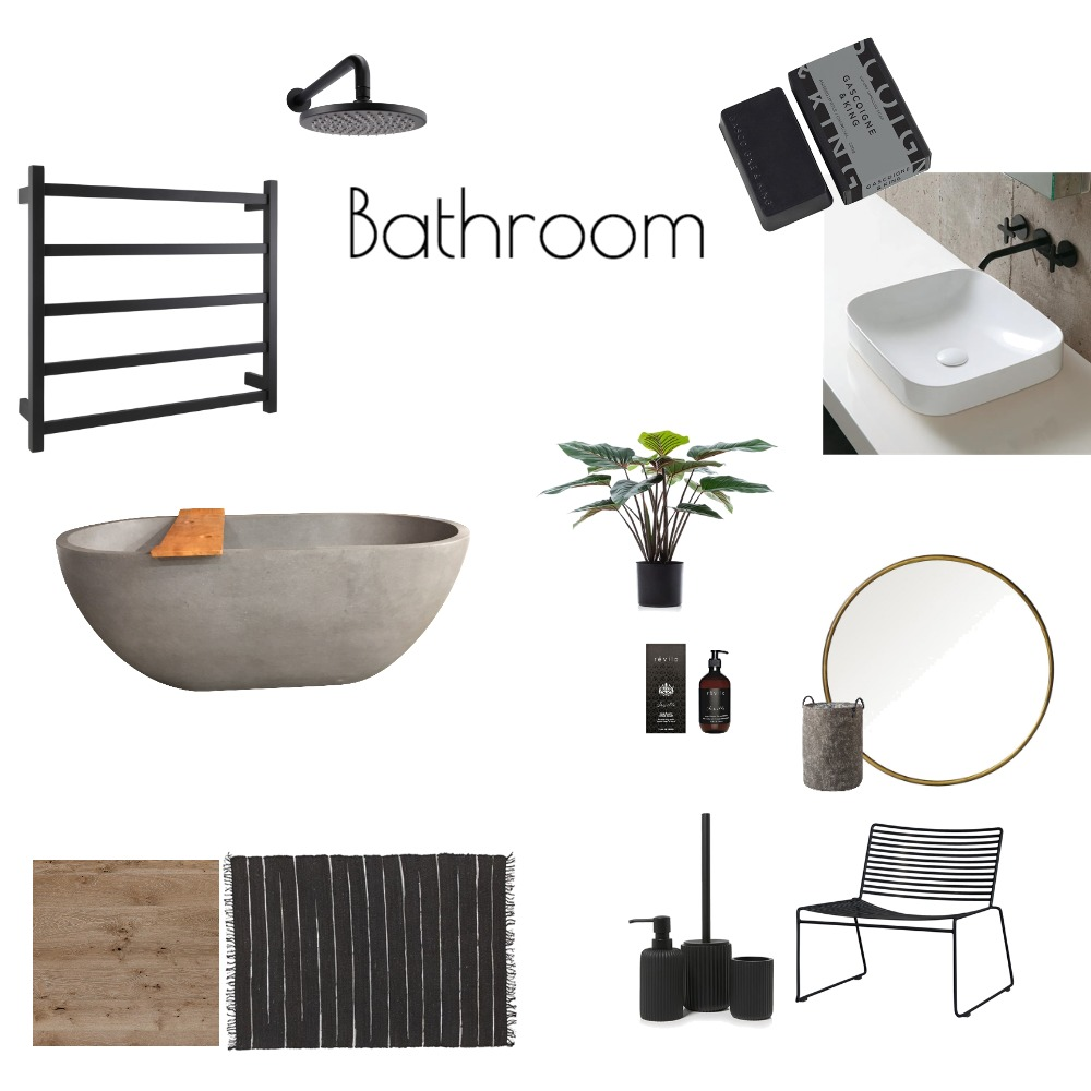 Bathroom Mood Board by fakata on Style Sourcebook