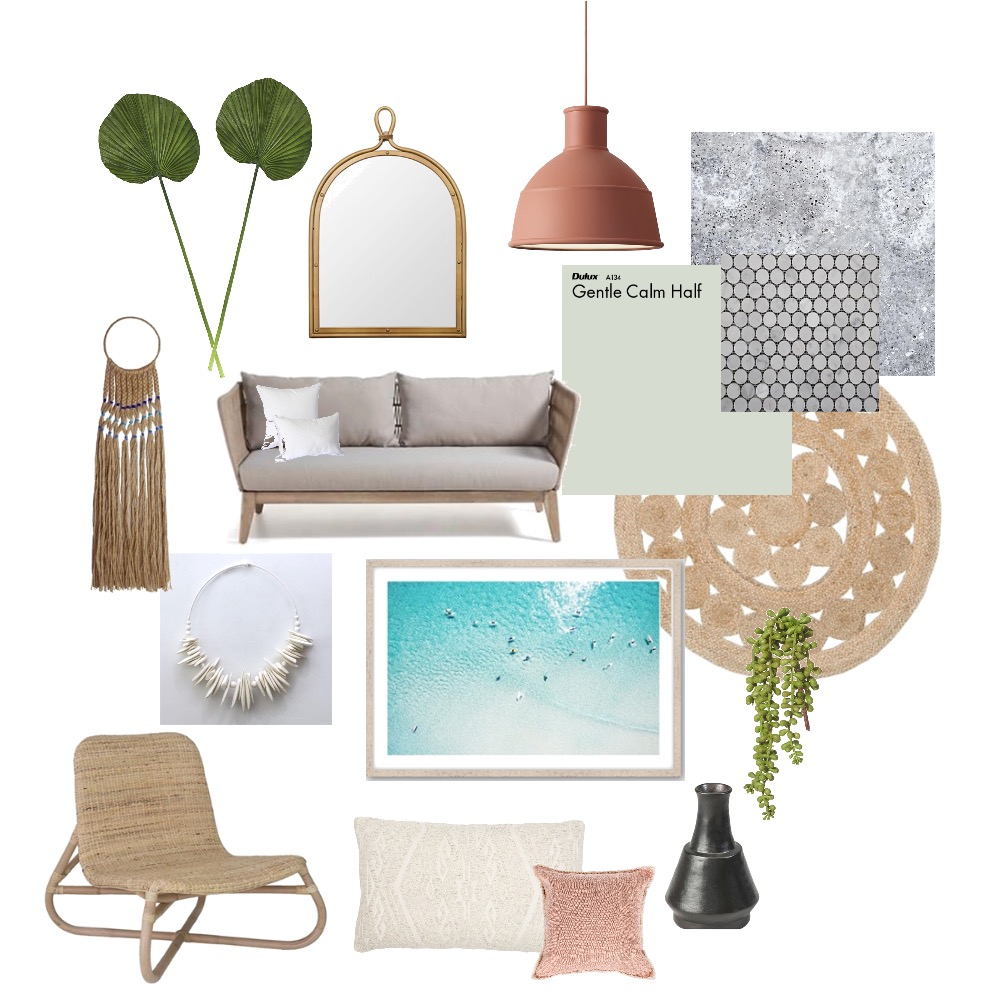 Palm springs Mood Board by Hunter Style Collective on Style Sourcebook