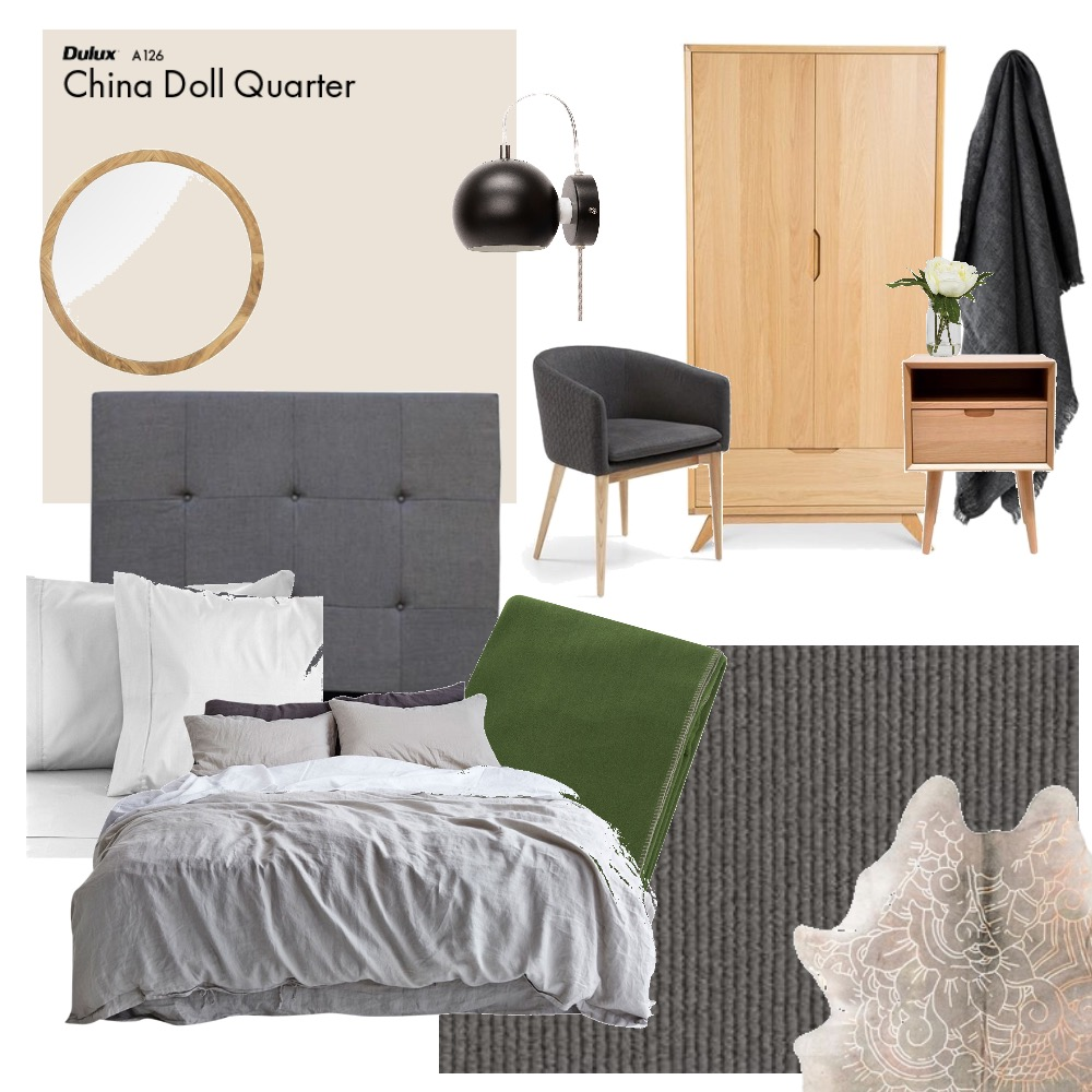 Bedroom Mood Board by Katherine on Style Sourcebook