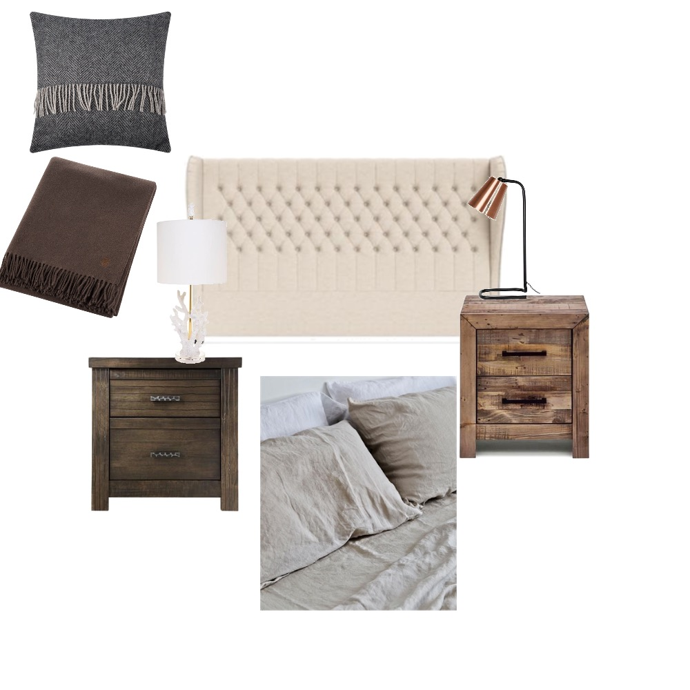 Bedroom Progress Mood Board by Maz on Style Sourcebook