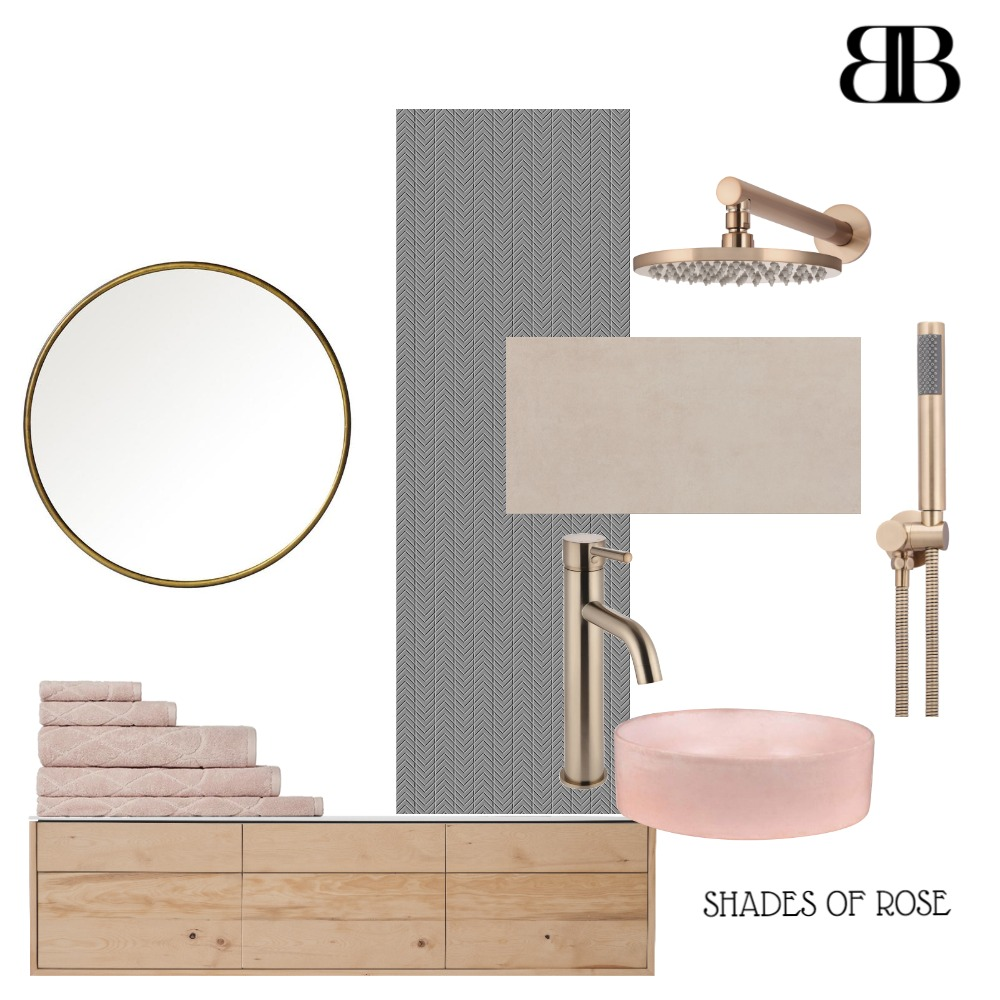 shades of rose Mood Board by BowlesBruna on Style Sourcebook