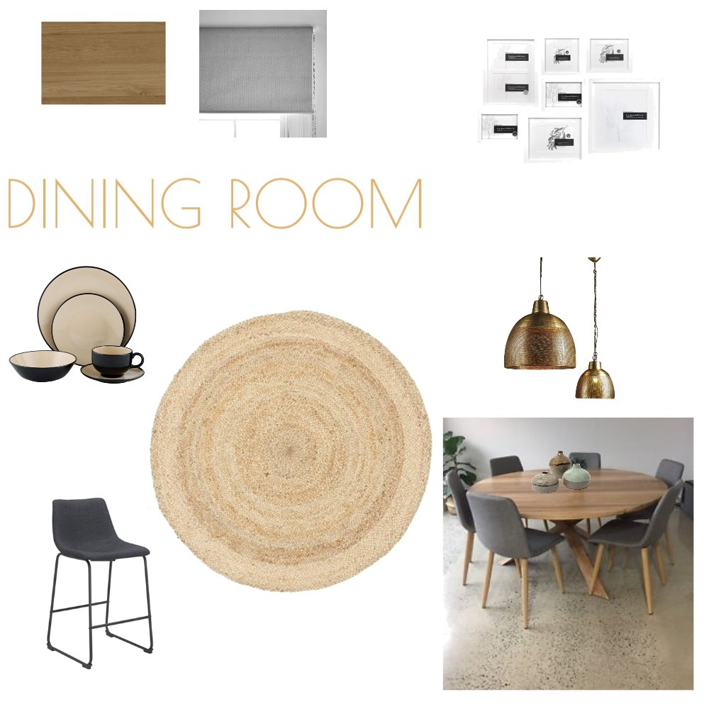 Dining Room Mood Board by nicole.depisol on Style Sourcebook
