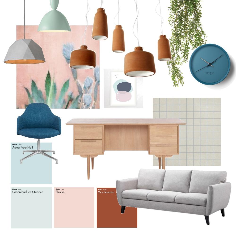 New Studio Mood Board by lital on Style Sourcebook