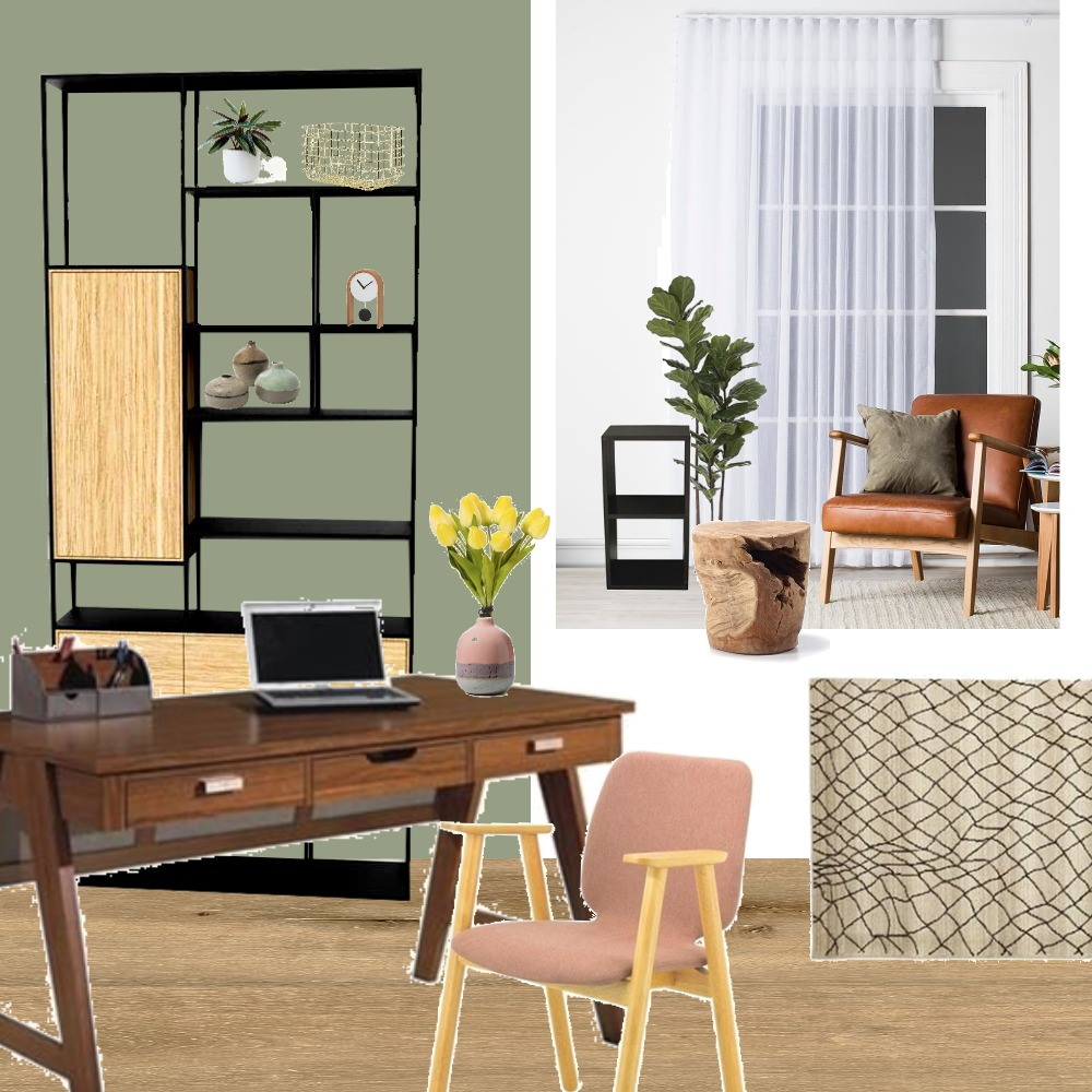 MY OFFICE Mood Board by Ofri on Style Sourcebook