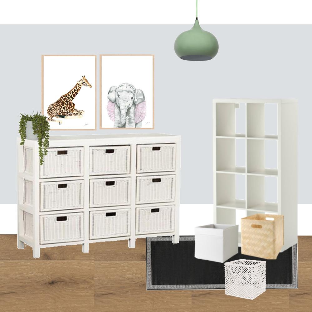 ikea kallax Interior Design Mood Board by shanieinati on Style Sourcebook