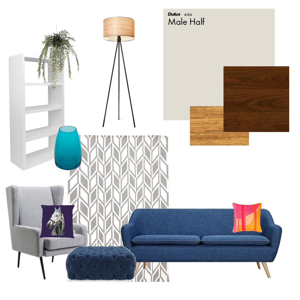 Living Room West St Interior Design Mood Board by quaffy on Style Sourcebook