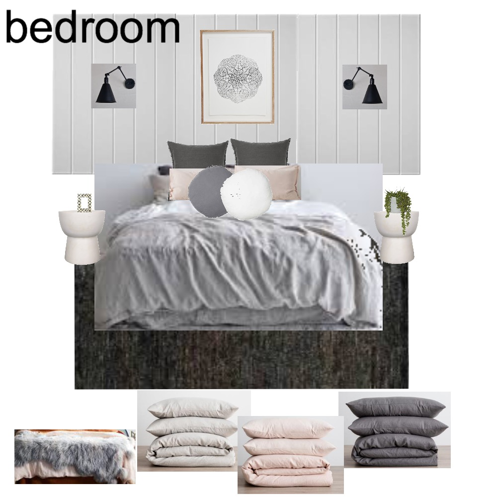linda-bedroom Mood Board by The Secret Room on Style Sourcebook