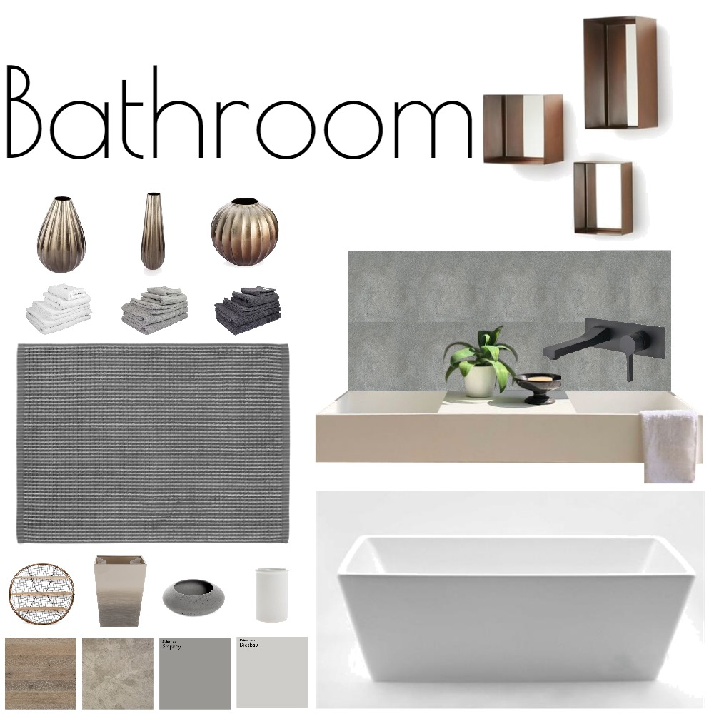 BATHROOM Mood Board by Madre11 on Style Sourcebook