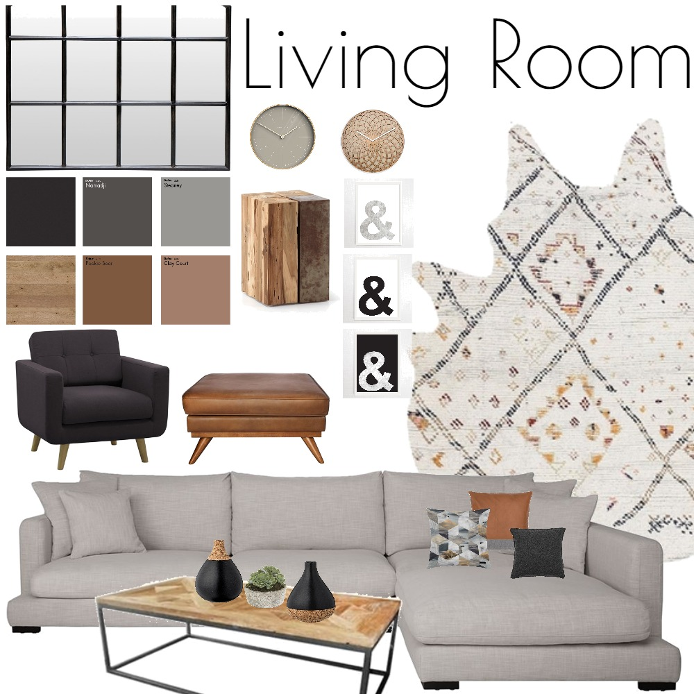 LIVING ROOM Mood Board by Madre11 on Style Sourcebook