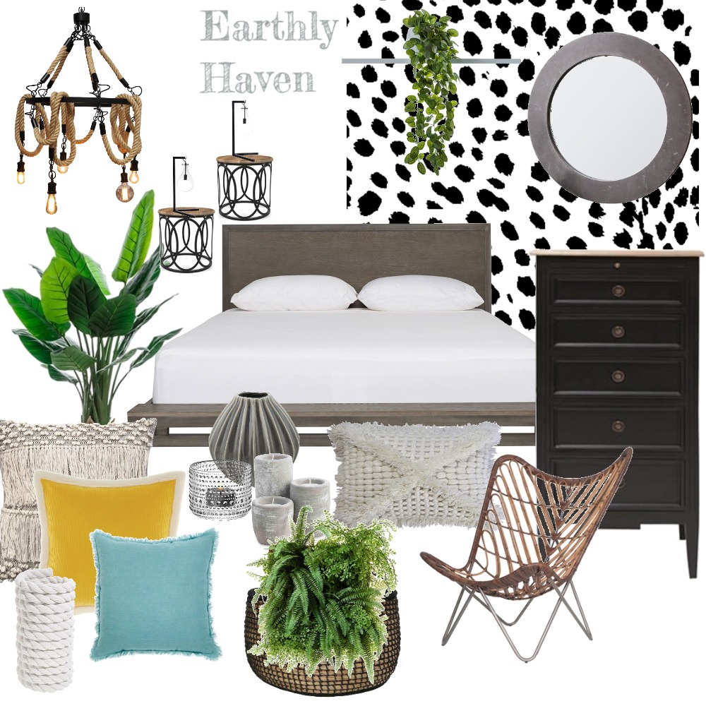 Bedroom Mood Board by Cindy on Style Sourcebook