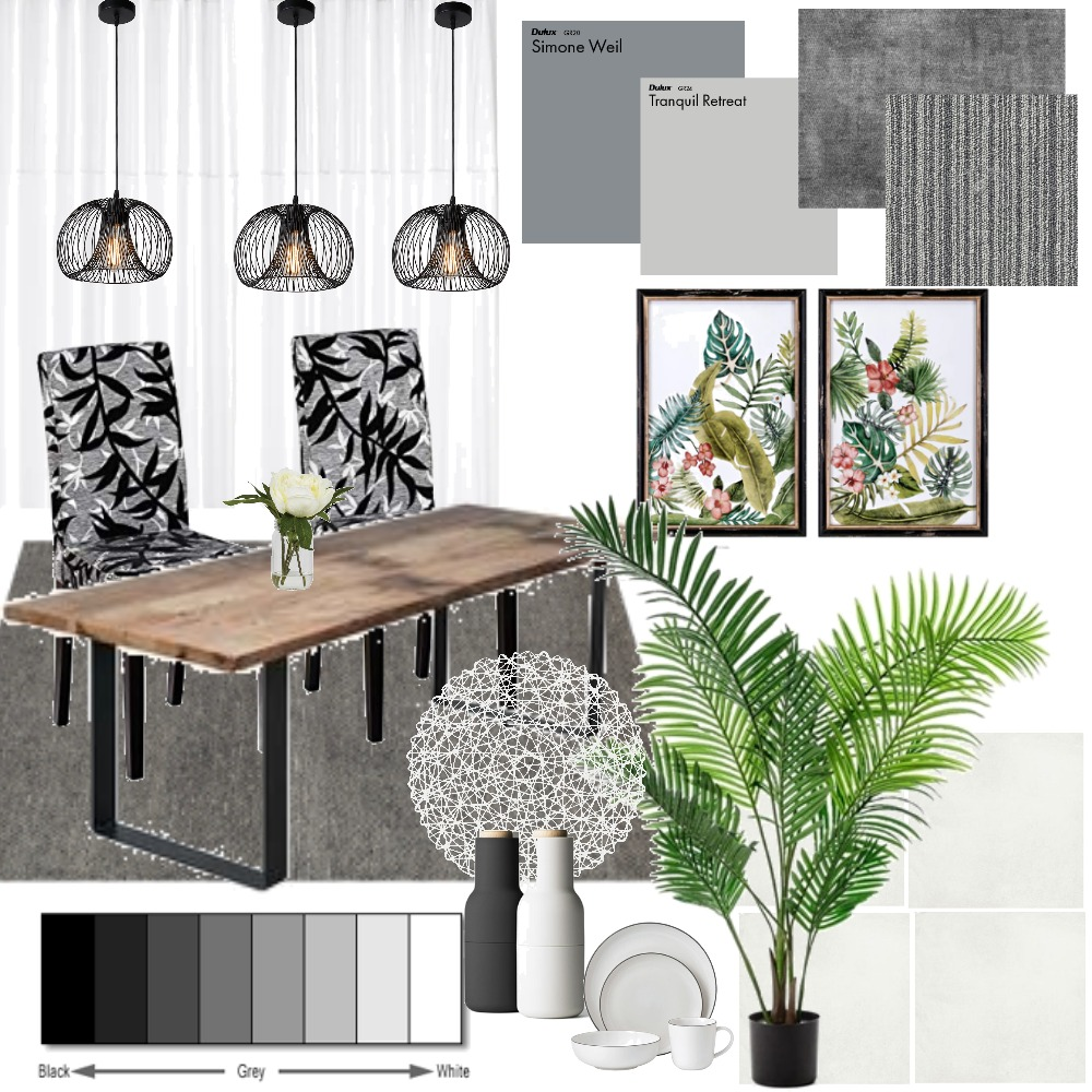 dining room Mood Board by Sophie.W on Style Sourcebook