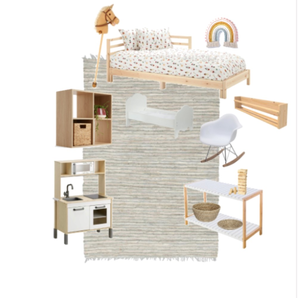 Daisy's Playroom Mood Board by amandanairn on Style Sourcebook