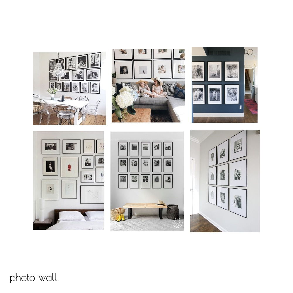 celeste photo wall Mood Board by The Secret Room on Style Sourcebook
