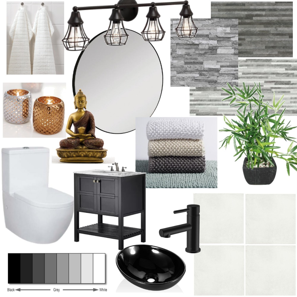 bathroom Mood Board by Sophie.W on Style Sourcebook