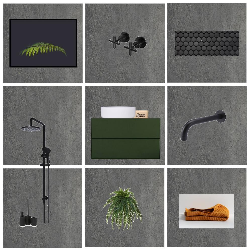 ENSUITE Mood Board by reubenjames on Style Sourcebook