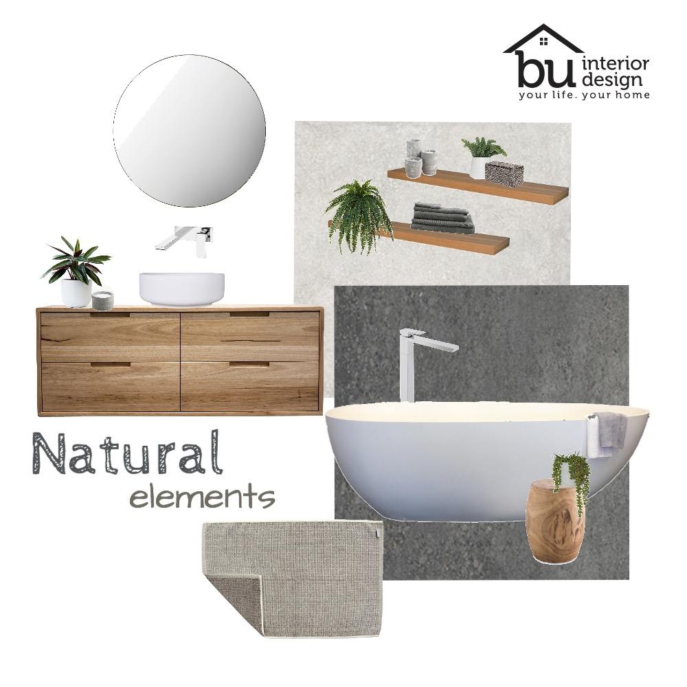 Raw elements bathroom Mood Board by Rebecca Sheridan Interiors on Style Sourcebook