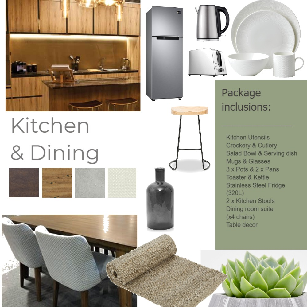 Kitchen & Dining Mood Board by Riviera8 on Style Sourcebook