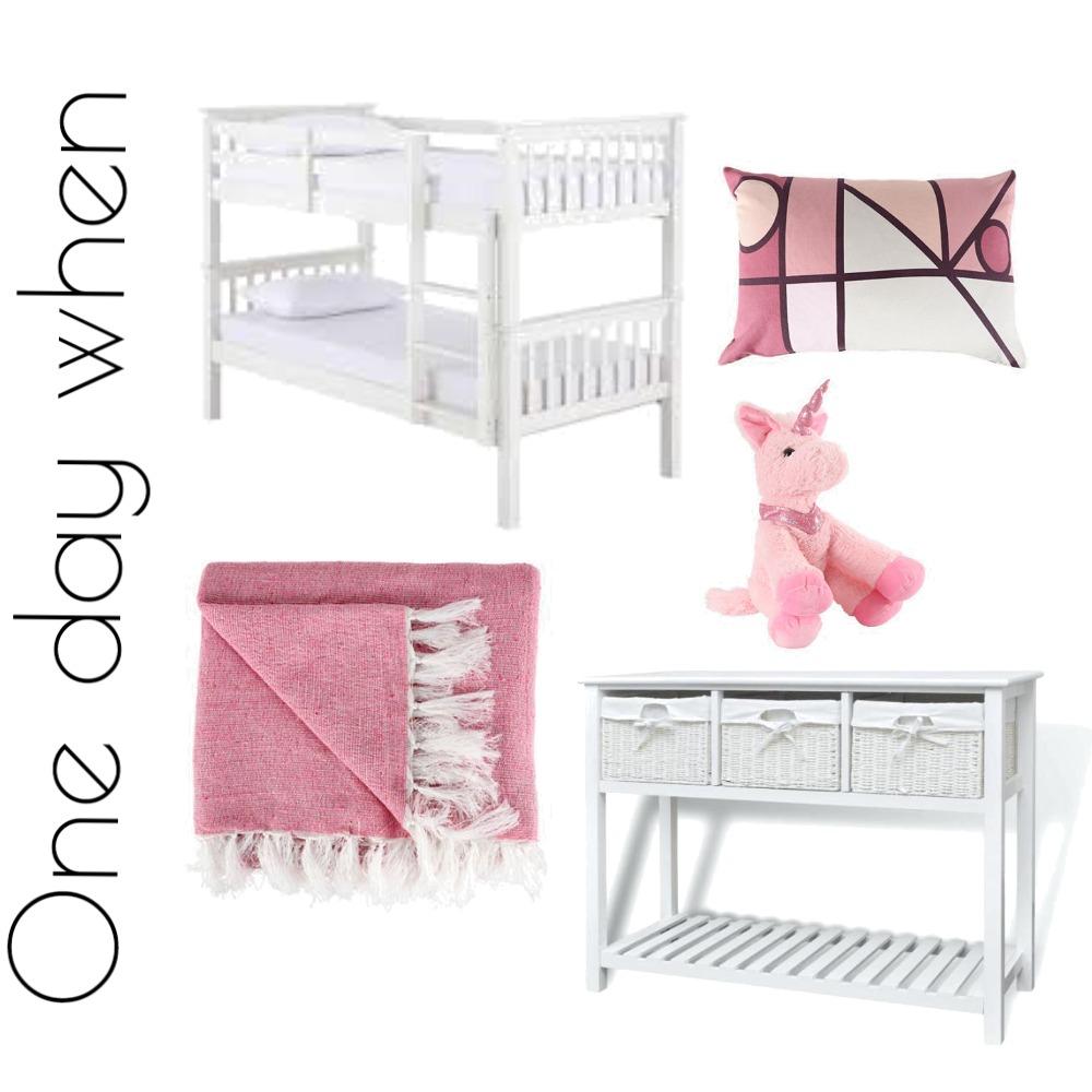 Wild Teak Estate - Children Bedroom Girls Mood Board by LynnetteNortheyBossert on Style Sourcebook