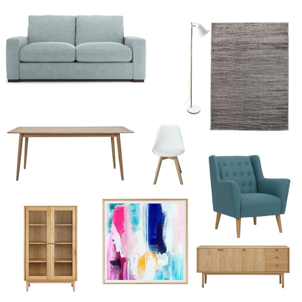 Living Room Mood Board by Grandviewbuild on Style Sourcebook