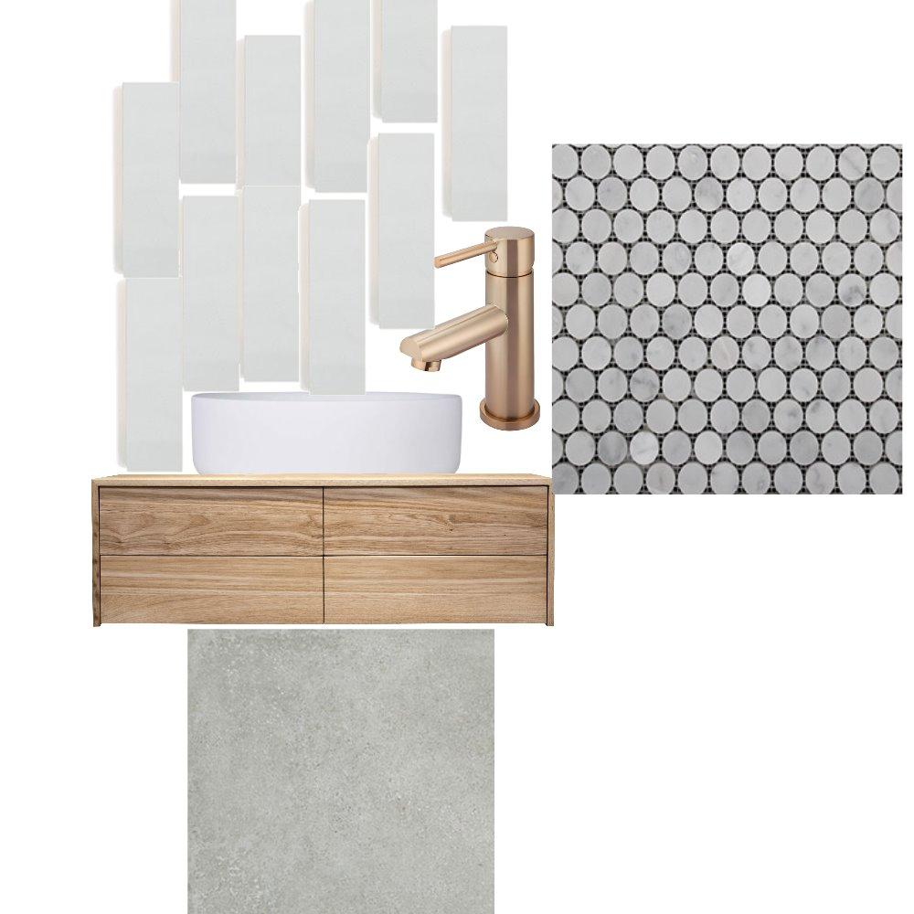 Powder Room Mood Board by Grandviewbuild on Style Sourcebook