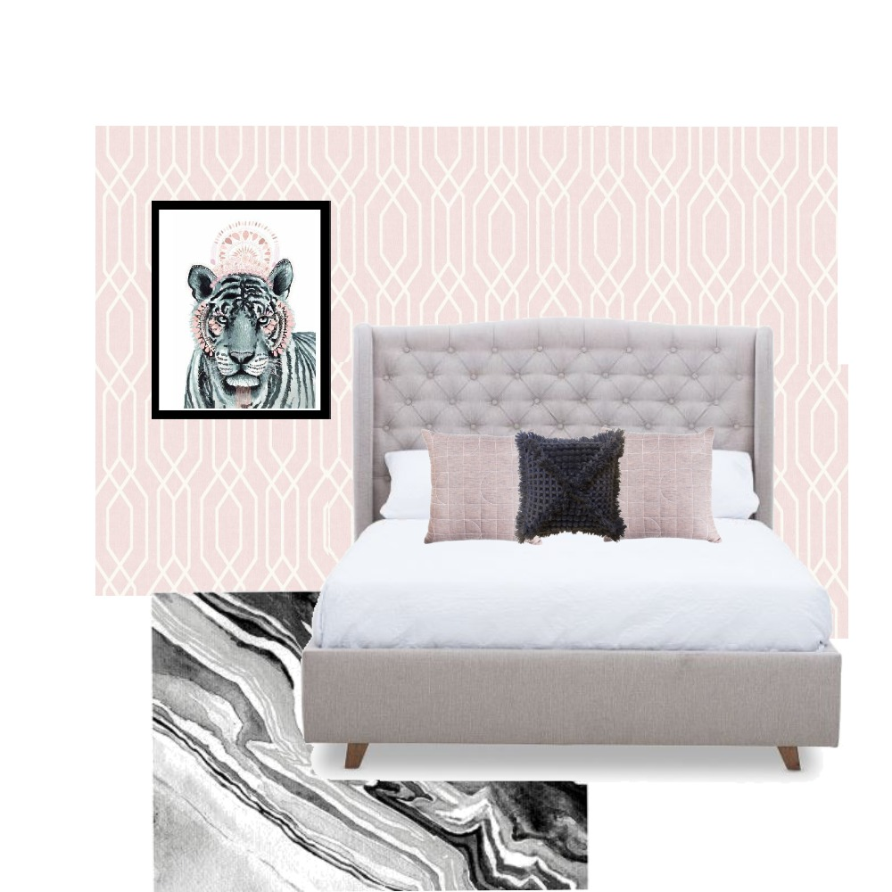 BED 1 Mood Board by cinde on Style Sourcebook