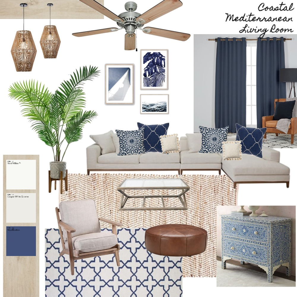 Living Room Mood Board by chrissiesoriano on Style Sourcebook