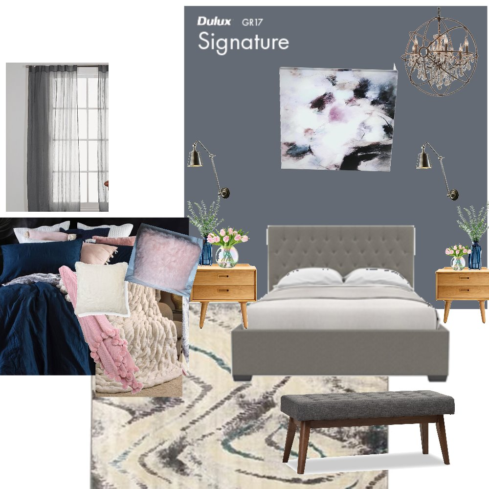 bedroom 2 Mood Board by kales85 on Style Sourcebook