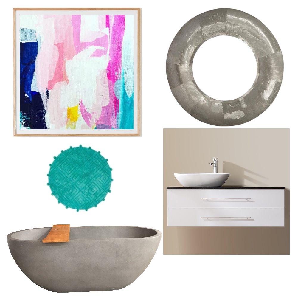 Stone Bath Mood Board by marln406 on Style Sourcebook