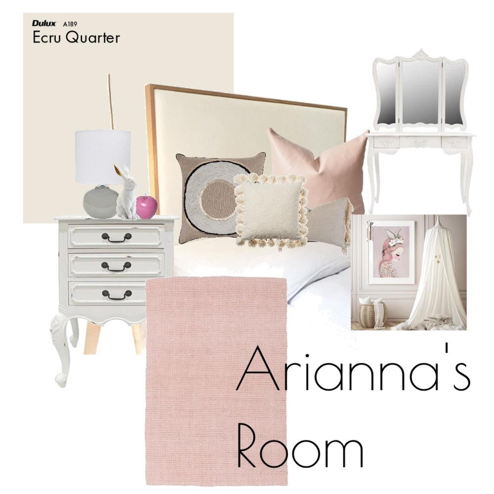 Ari's room Interior Design Mood Board by MishJo on Style Sourcebook