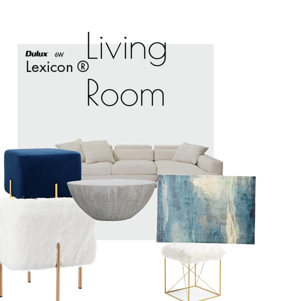 Living Room Interior Design Mood Board by MishJo on Style Sourcebook