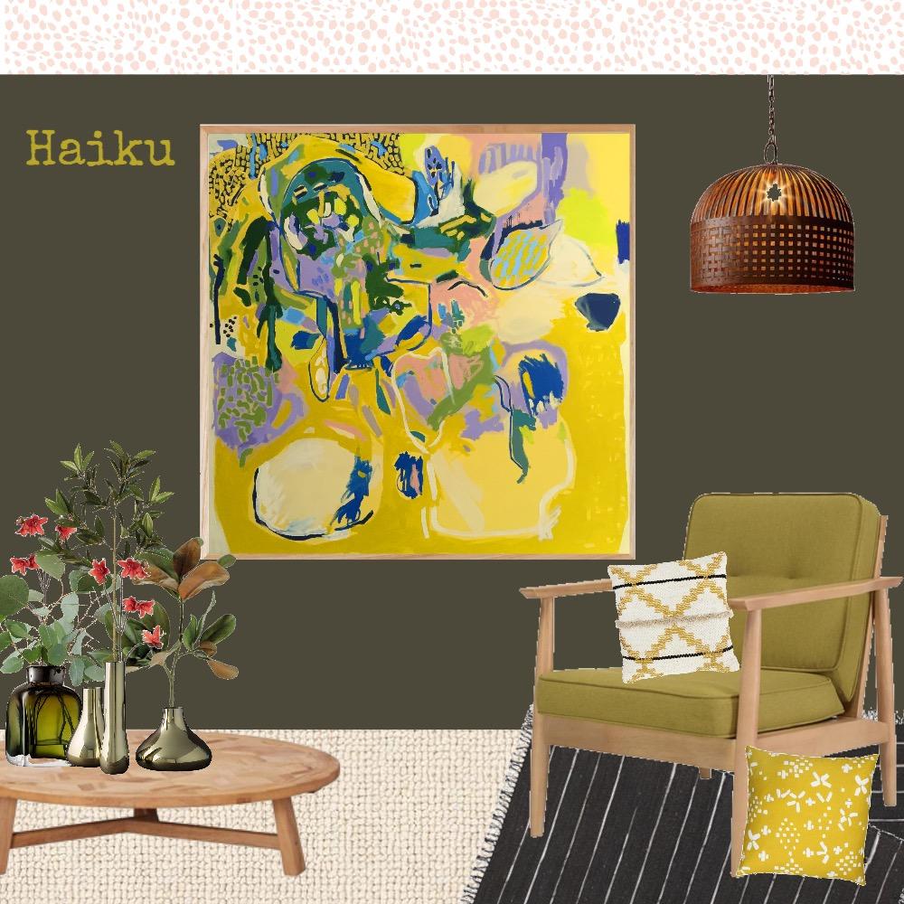 Haiku Mood Board by sarahemilyrowe on Style Sourcebook