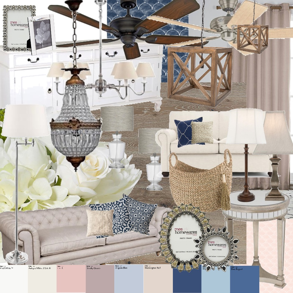 Great Room Mood Board by magnolia9 on Style Sourcebook