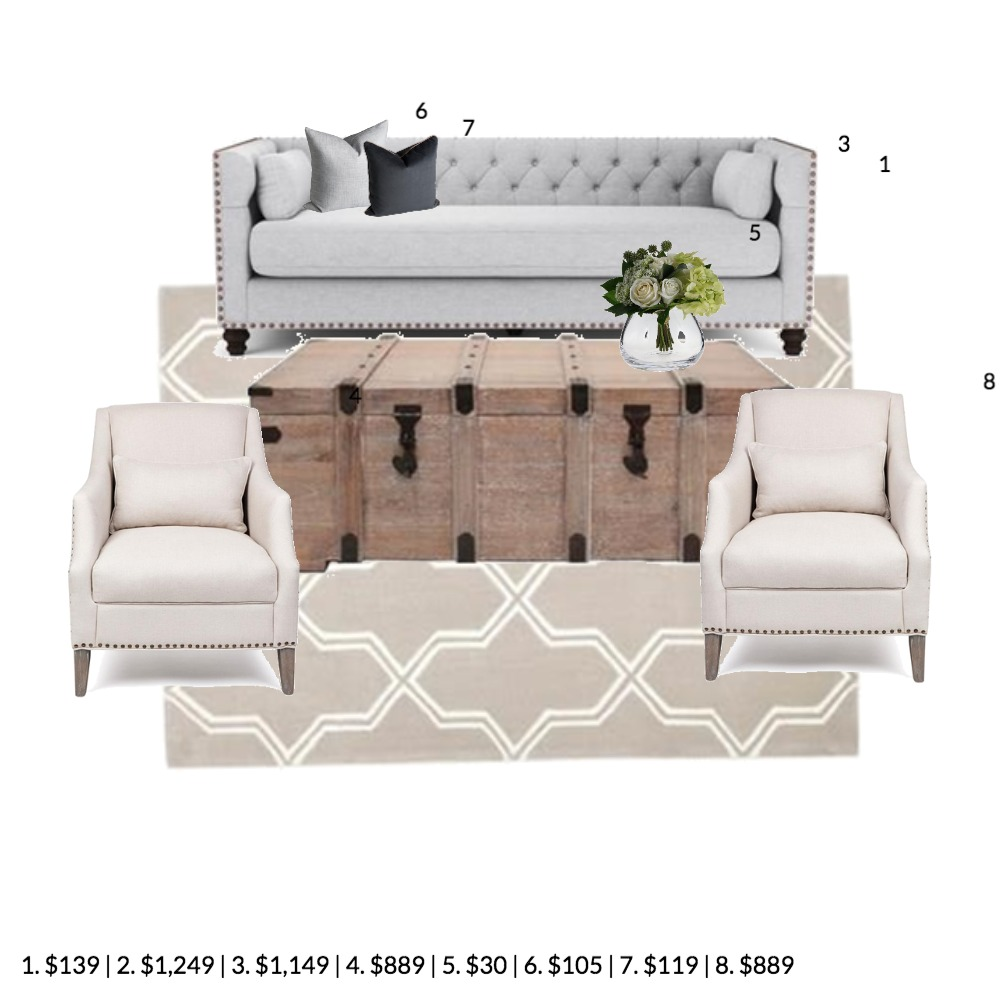 Living Room Interior Design Mood Board by Tahlia29 on Style Sourcebook